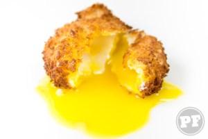 Gema Empanada Frita