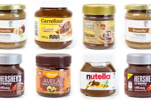 Gordice: Batalha de Nutella