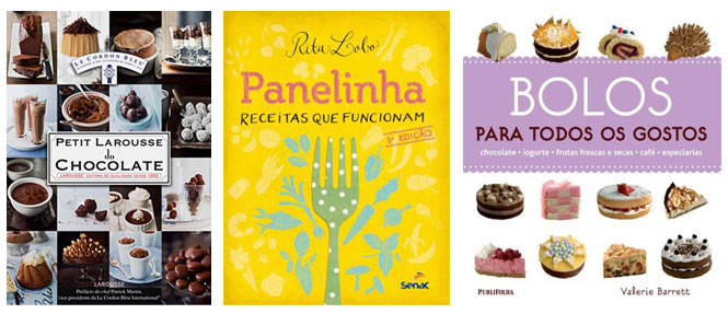 Guia FdA 2012: Livros - Doces