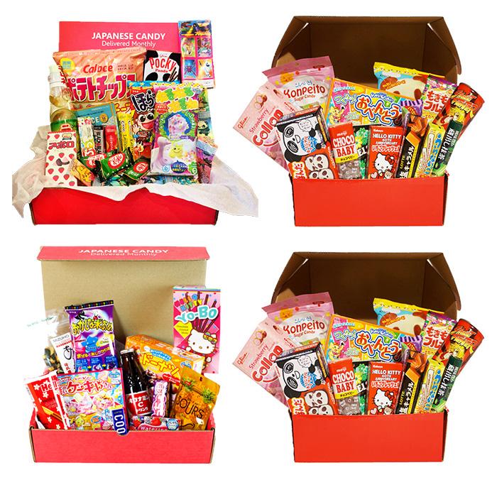 JapanCrate: opções de caixas