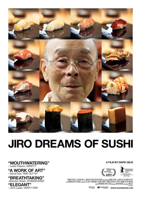 Jiro: Sonhos de Sushi (Dreams of Sushi )