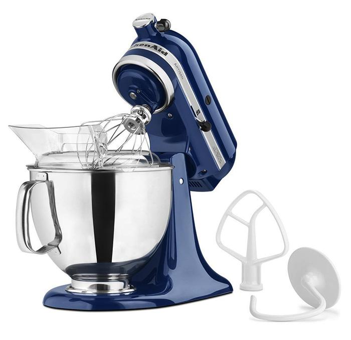Stand Mixer: Batedeira Artisan Azul