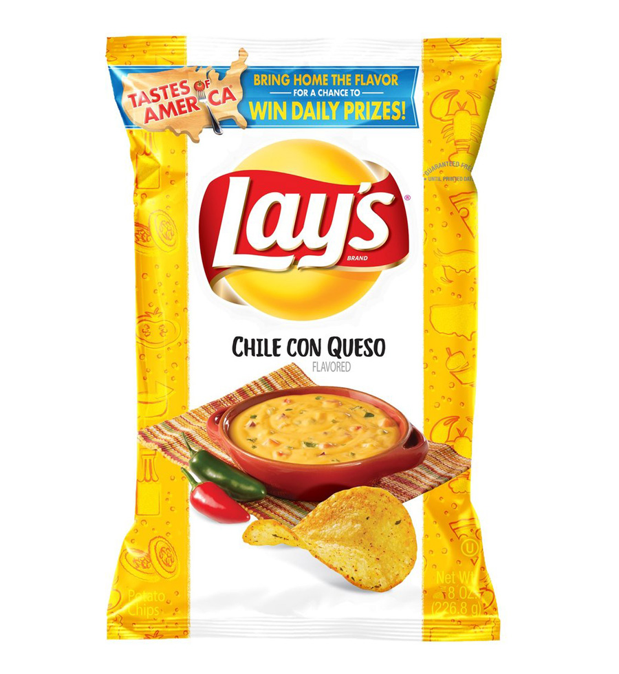 Lay's Chile con Queso