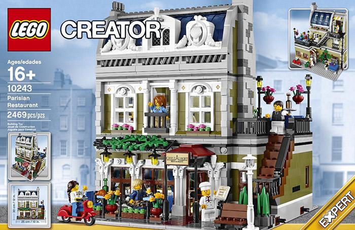 LEGO - Restaurante