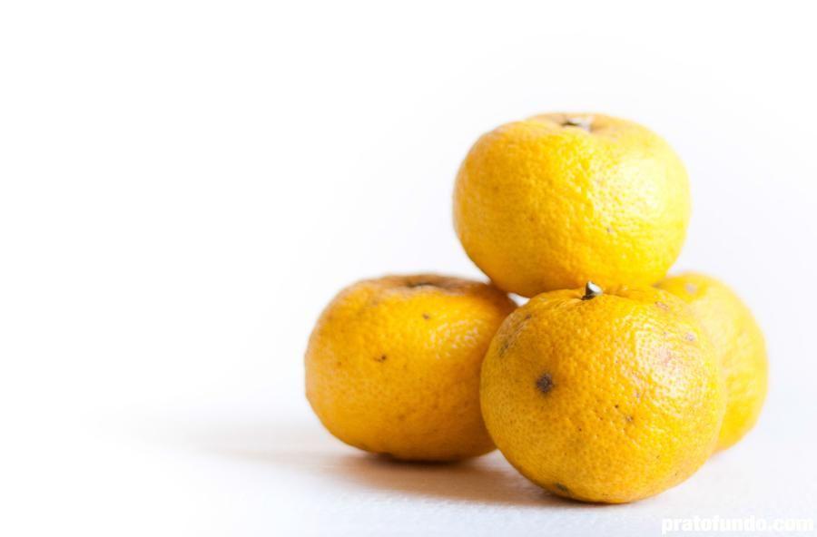 Yuzu: Limão Japonês ou Asiático