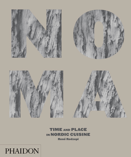 Livro: Noma - Time and Place in Nordic Cuisine - Capa