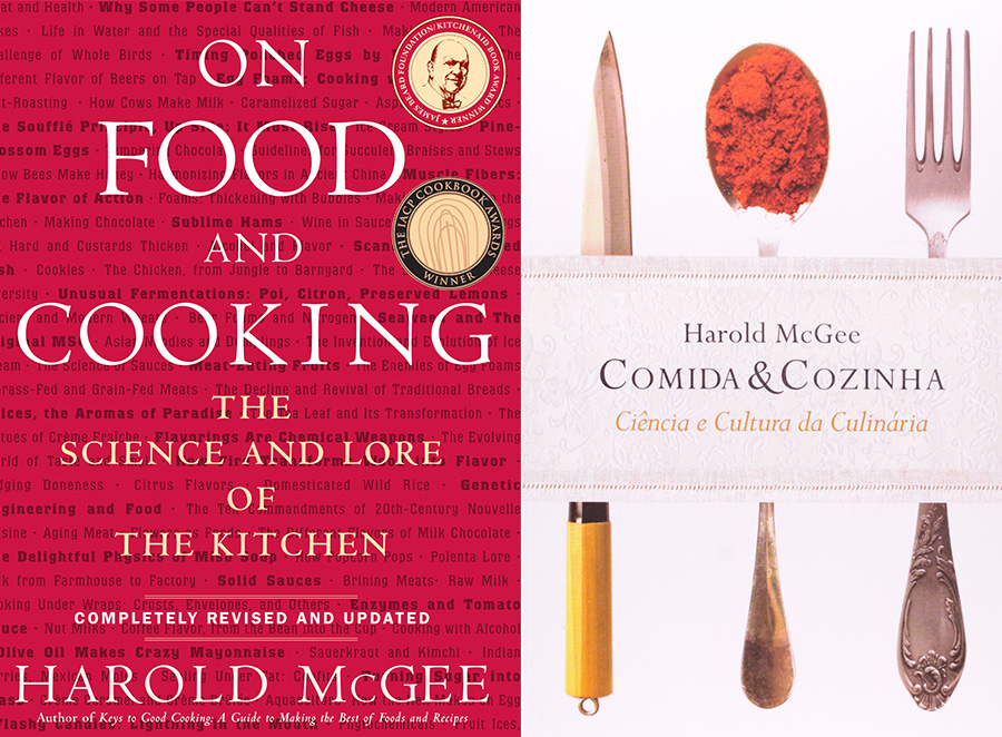 On Food and Cookie: Harold McGee