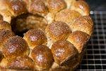 Monkey Bread: Pão Doce de Especiarias Americano por PratoFundo.com