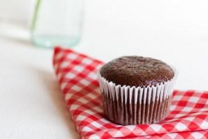 Receita: Muffin de Banana e Chocolate