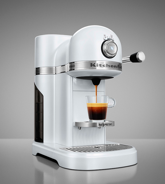 Nespresso by KitchenAid - Branco
