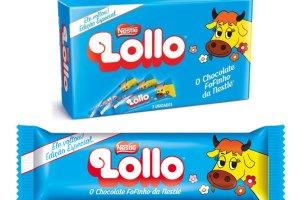 Nestlé Lollo volta ao Mercado