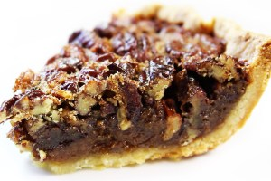 Pecan Pie (Torta de Nozes Pecan)