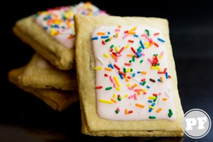 Pop Tarts Gilmore Girls de Banana e Morango