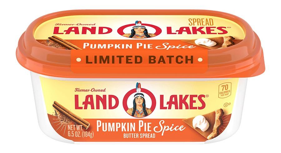 Pumpkin Pie Spice Butter Spread