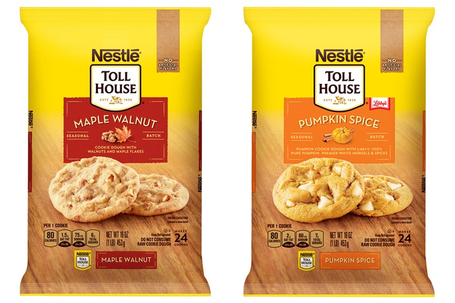 NESTLÉ TOLL HOUSE MAPLE E PUMPKIN
