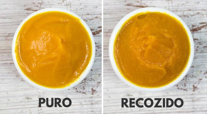 Purê de Abóbora: puro e recozido por PratoFundo.com