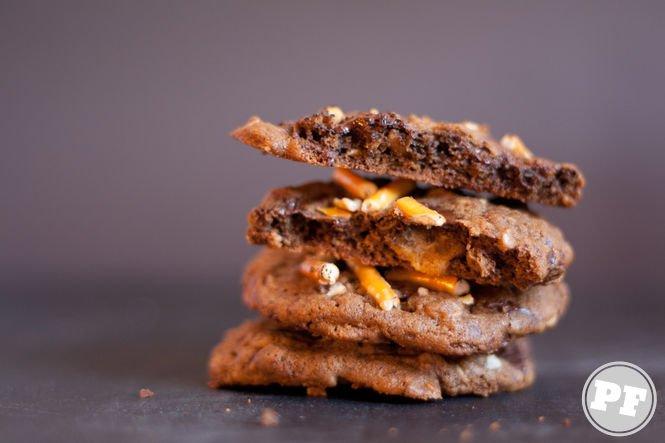 Cookies Chocolate e Stiksy