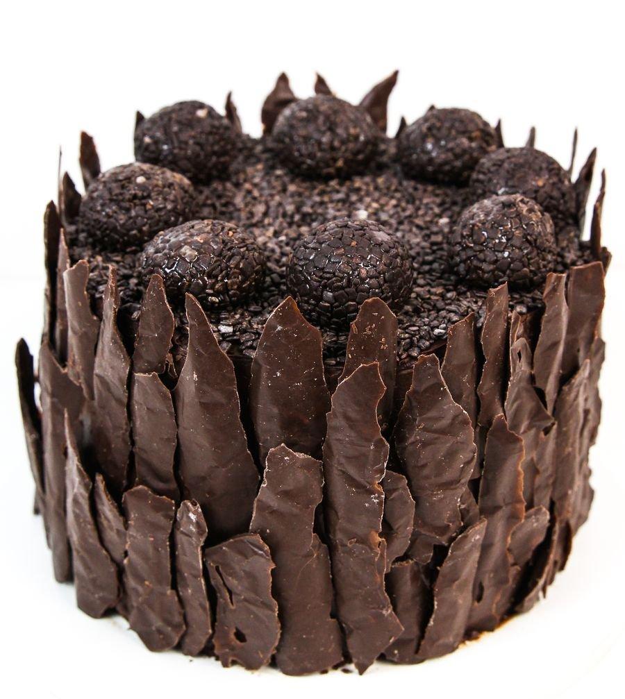 bolo de brigadeiro inteiro