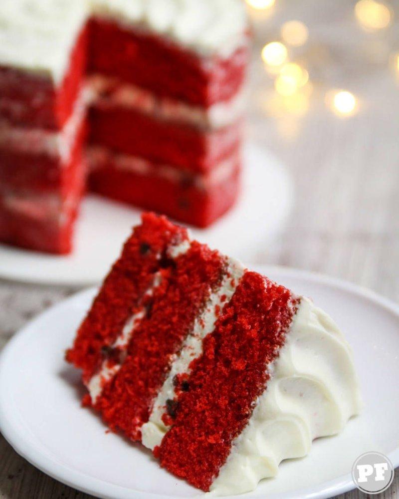 Como fazer Bolo Red Velvet Cake Perfeito