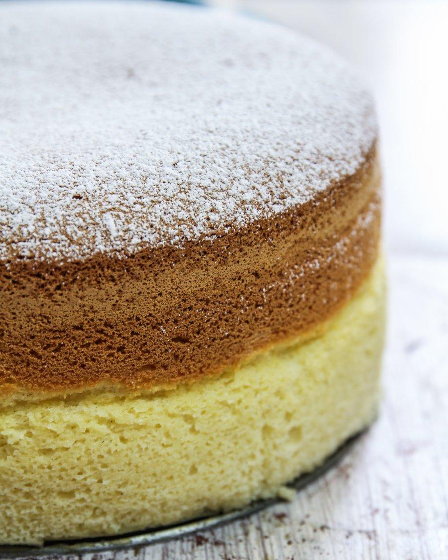 Cheesecake Japonês Super Fofinho: Jiggly Japanese Cotton Cheesecake