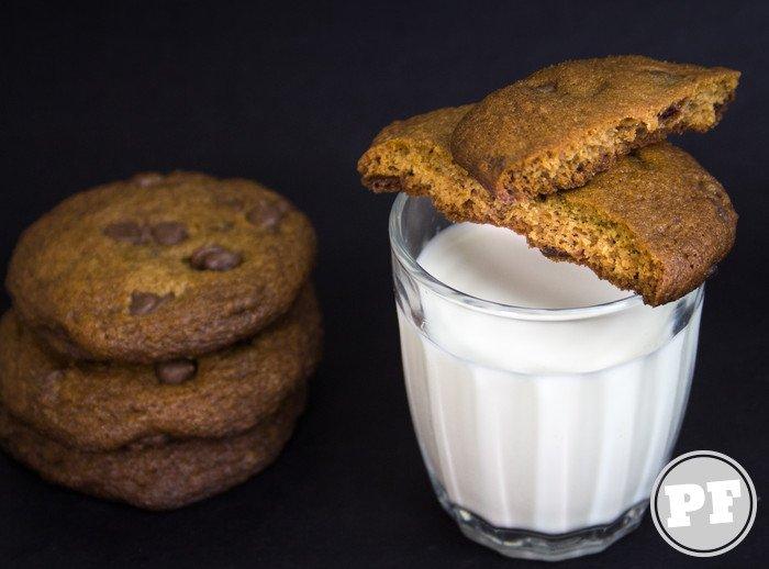Melhor Cookie de Chocolate da Galáxia
