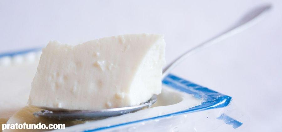 Colherada do tofu extra soft
