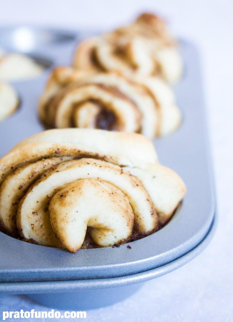 Korvapuusti: Pão Doce de Especiarias da Finlândia