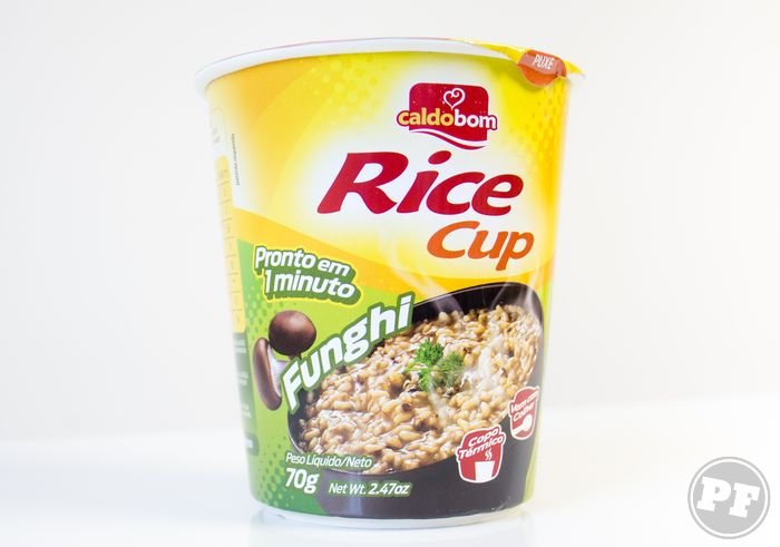 PraComer:: Rice Cup