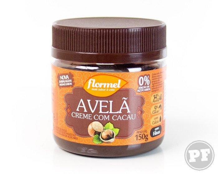 Batalha de Nutella: Flormel por PratoFundo.com