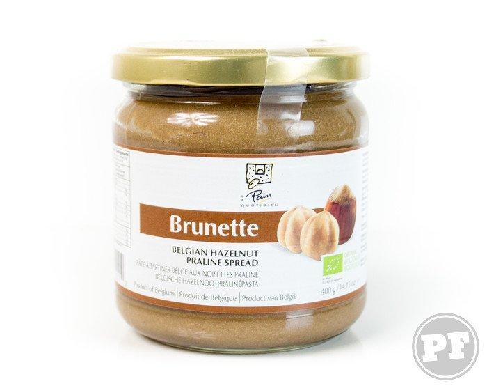 Batalha de Nutella: Brunette por PratoFundo.com