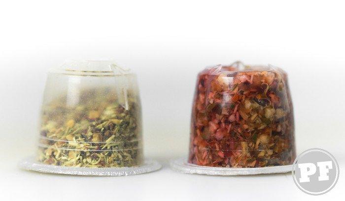 Chá Cápsula Citrus Twist da Aroma Selezione por PratoFundo.com