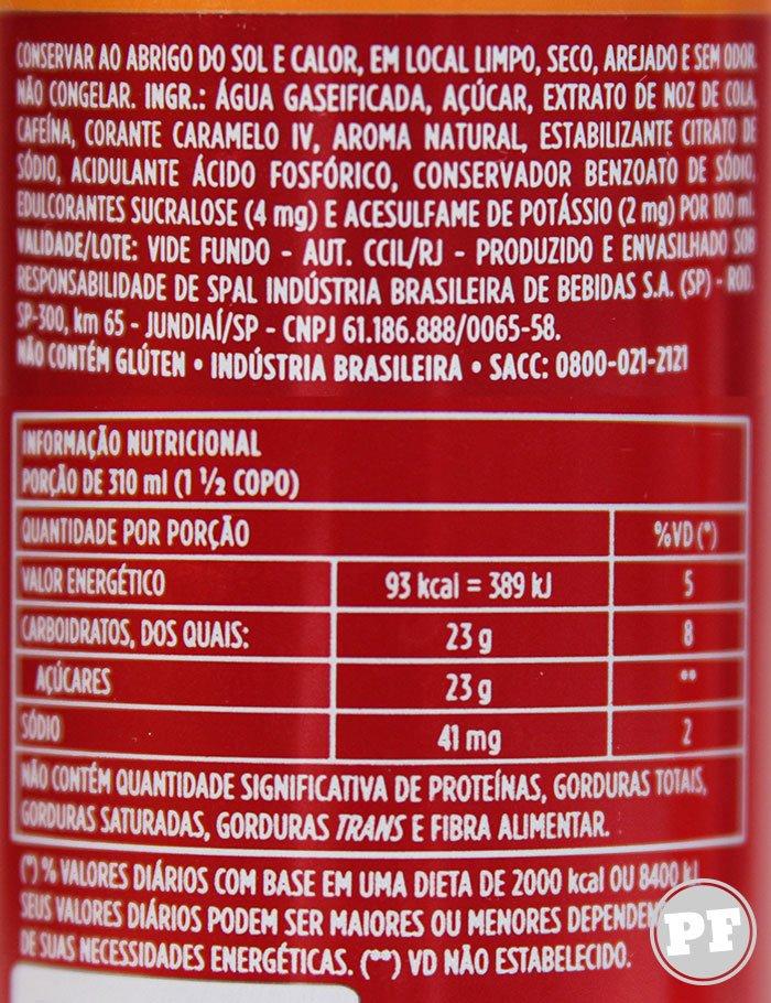 Coca-Cola Edição Limitada de Laranja e Limão Siciliano por PratoFundo.com