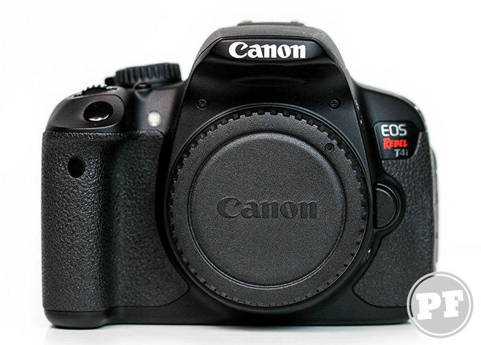 Equipamentos: Canon Rebel T4i por PratoFundo.com