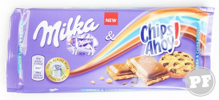 Milka Chip Ahoy!