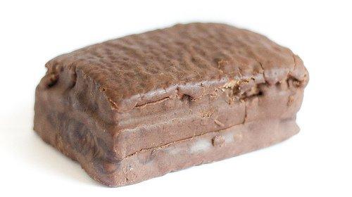 Parati Mini Torta: Doce de Leite e Baunilha