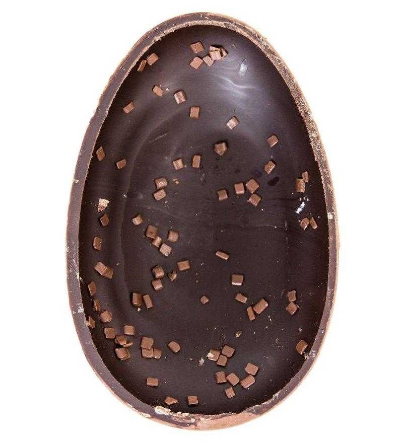 Parte interna do ovo dreams 5 chocolates