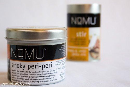 Produtos: NoMU - Stir & Rubs