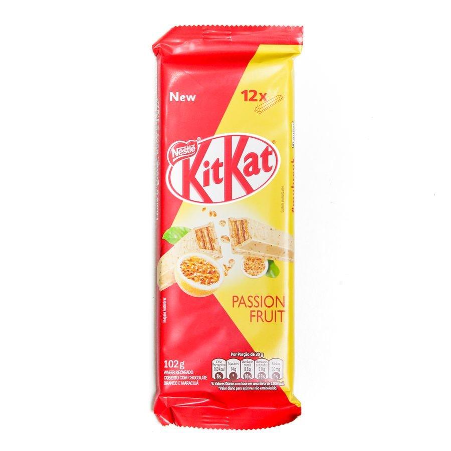 Kit Kat Maracujá