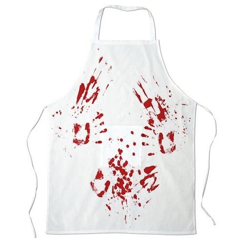 Avental do Açougueiro (ou Dexter)