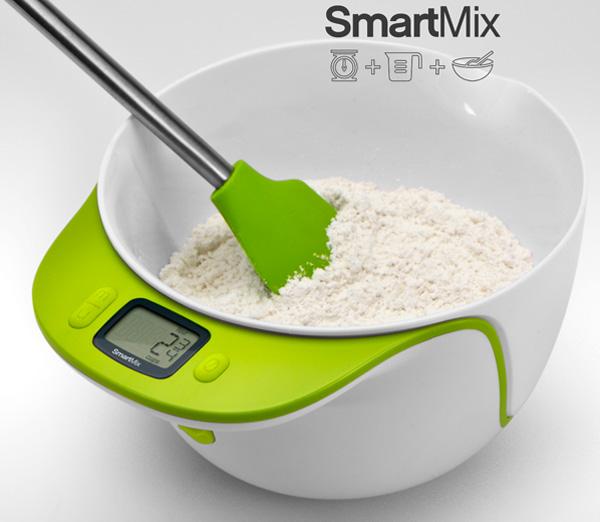 SmartMix 3 em 1: Tigela, Balança e Medidor (1)