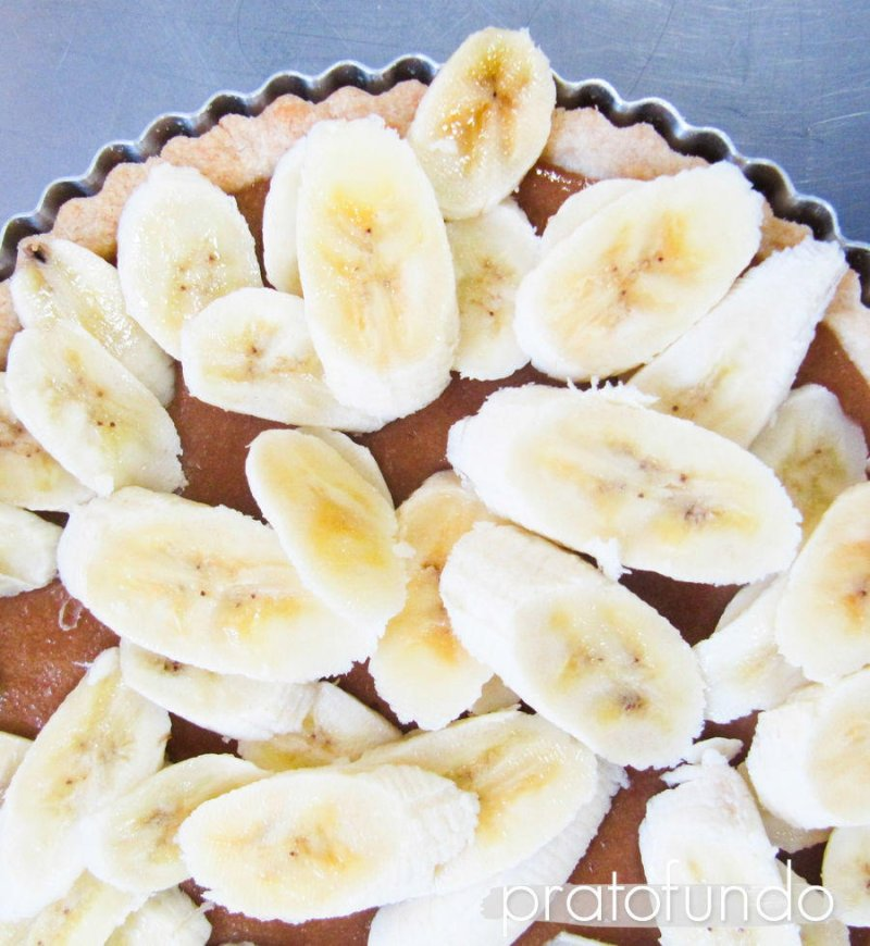 Banoffee Pie: Torta de Banana