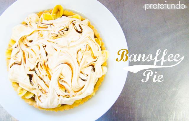 Torta de Banana (Banoffee Pie)
