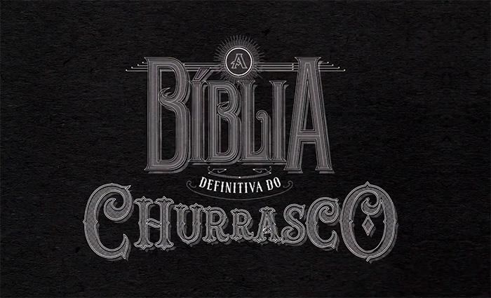 A Bíblia do Churrasco: Livro Conceito da Tramontina
