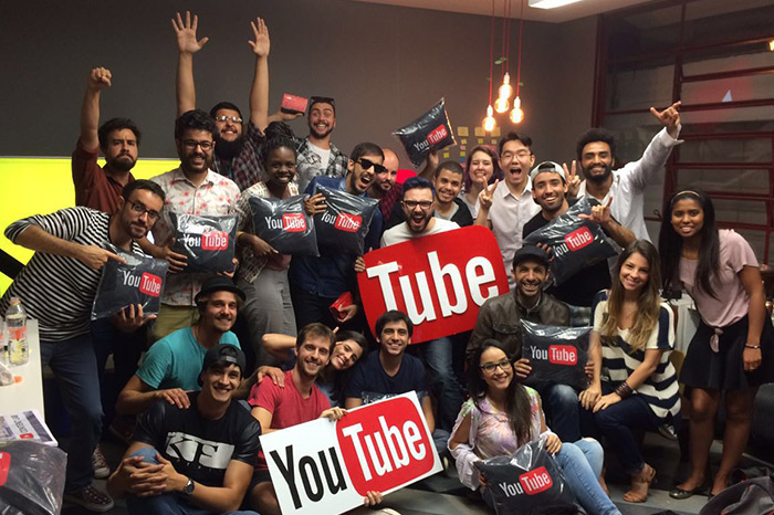 Minha turma: YouTube Next Up - Class of 2016