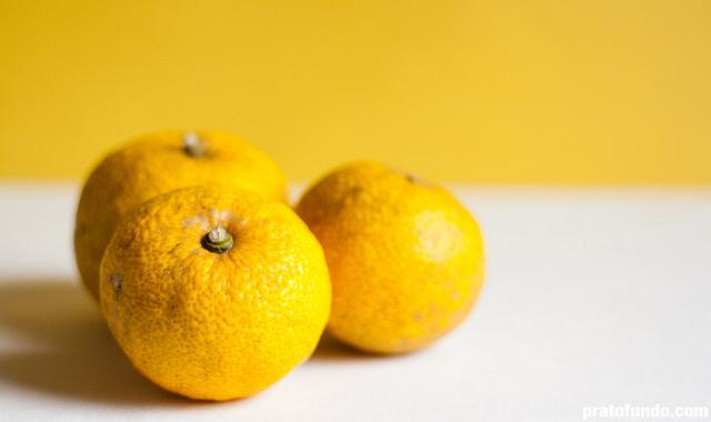 Prazer, Yuzu (Limão Japonês)