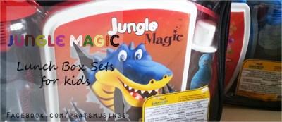 Jungle Magic Lunch Packz