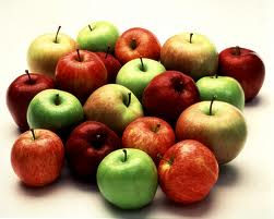 Skin care with apples