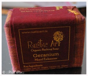 Aloe Vera Gel from Rustic Art {Product Review}