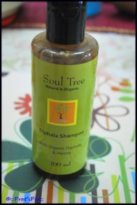 Triphala Shampoo by Soul Tree