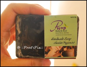 Soaps from Puro